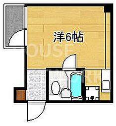 リエス東堀川[207号室号室]の間取り