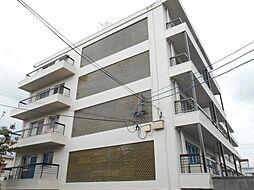 大阪府堺市西区浜寺元町3丁の賃貸マンションの外観