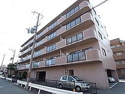 兵庫県姫路市飯田3丁目の賃貸マンションの外観