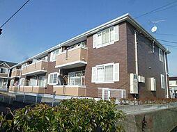 ビューネ遠藤[2階]の外観
