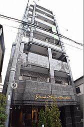 グランデカワノ上町台[8階]の外観