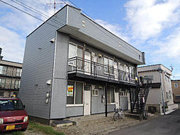 函館バス工業高校裏 1.5万円