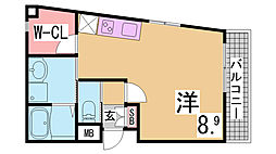 塩屋駅 4.5万円
