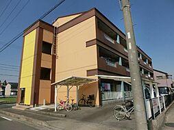 愛知県あま市本郷郷中の賃貸マンションの外観