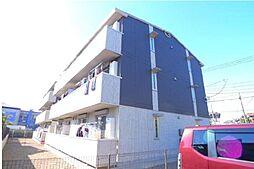 グランドゥール高柳 B[1階]の外観
