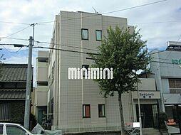 ニッシンハイツ笠寺[3階]の外観