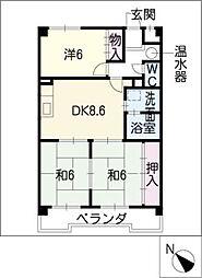 OHIビル[3階]の間取り