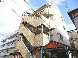 兵庫県神戸市東灘区田中町3丁目の賃貸マンションの外観
