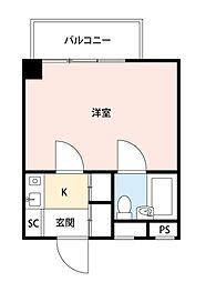 高島平駅 4.9万円