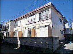 千葉県船橋市西習志野2の賃貸アパートの外観