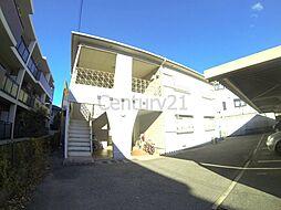 山貴ハイツ[2階]の外観