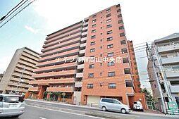 ライオンズマンション岡山南[6階]の外観