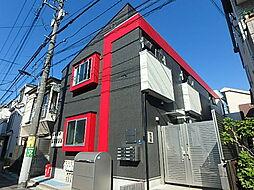JR京浜東北・根岸線 上中里駅 徒歩7分の賃貸アパート