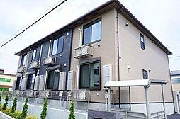 JR東北本線 安積永盛駅 徒歩30分の賃貸アパート