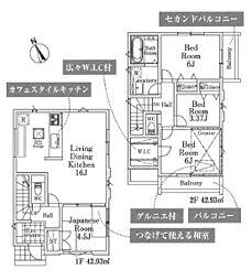 東京都武蔵野市関前5丁目