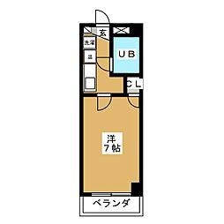 アーク21ビル[2階]の間取り