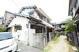 [一戸建] 兵庫県尼崎市武庫之荘8丁目 の賃貸【/】の外観