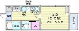 宮城野通駅 4.3万円