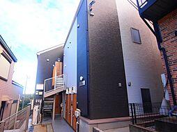 アーヴェル桜ケ丘[201号室]の外観