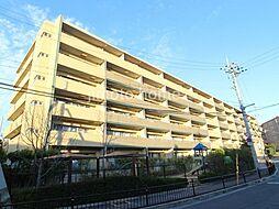 ライオンズマンション茨木[4階]の外観