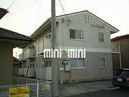 ソレイユ横須賀[1階]の外観
