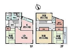 神奈川県横浜市緑区上山2丁目