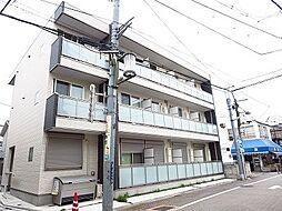 東京都葛飾区東四つ木4丁目の賃貸アパートの外観
