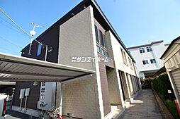 西武新宿線 狭山市駅 バス17分 奥州道下車 徒歩3分の賃貸アパート