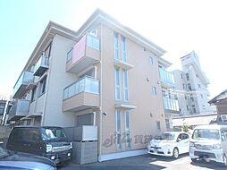京都地下鉄東西線 石田駅 徒歩13分の賃貸アパート