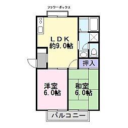 [タウンハウス] 大阪府高槻市須賀町 の賃貸【/】の間取り