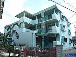 兵庫県伊丹市南野北3丁目の賃貸マンションの外観