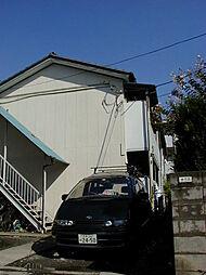 田代荘[201号室]の外観