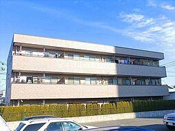ラ・フォーレ東古松[3階]の外観