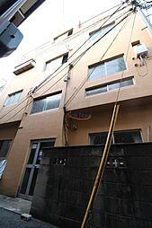サンビルアパート[2階]の外観
