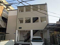 大阪府堺市西区浜寺石津町中4丁の賃貸アパートの外観