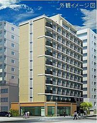 都営大江戸線 門前仲町駅 徒歩8分の賃貸マンション