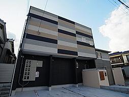 パルフラッツ王居殿[1階]の外観