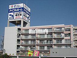 クレセント多賀城[5階]の外観