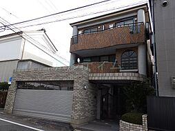京都府京都市東山区今熊野剣宮町の賃貸マンションの外観