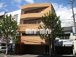 松久コーポ[4階]の外観