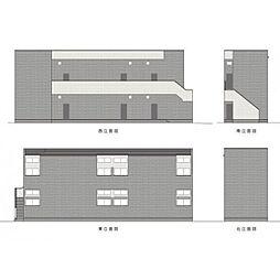 JR鹿児島本線 箱崎駅 徒歩7分の賃貸アパート