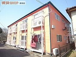 千葉県千葉市中央区今井町の賃貸アパートの外観