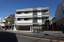 千葉県市川市市川南4丁目の賃貸マンションの外観