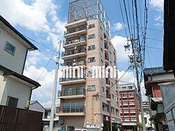 ハイツ奈加川[3階]の外観