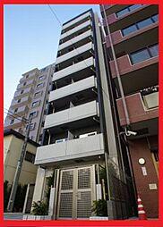 プレセダンヒルズ阪東橋[3階]の外観