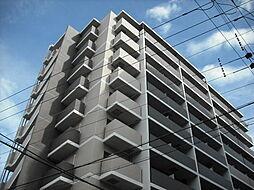 レジュールアッシュ大阪城NORD[2階]の外観