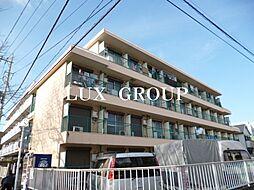 新立川錦町マンション[1階]の外観