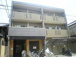 京都府京都市中京区毘沙門町の賃貸マンションの外観