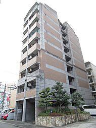福岡県福岡市中央区薬院3丁目の賃貸マンションの外観