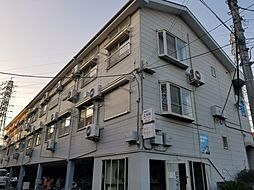 パインハイム[2階]の外観